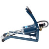 SKS Twin Air Pompa bici blu/nero